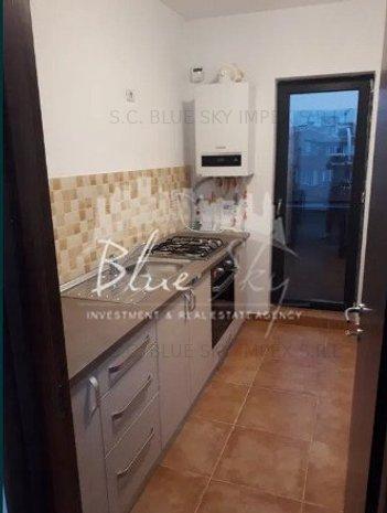 INEL II -Apartament 3 camere ,centrala pe gaz ,bloc nou - imaginea 1