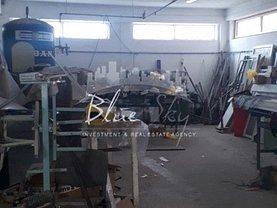 Închiriere spaţiu industrial în Constanta, Coiciu