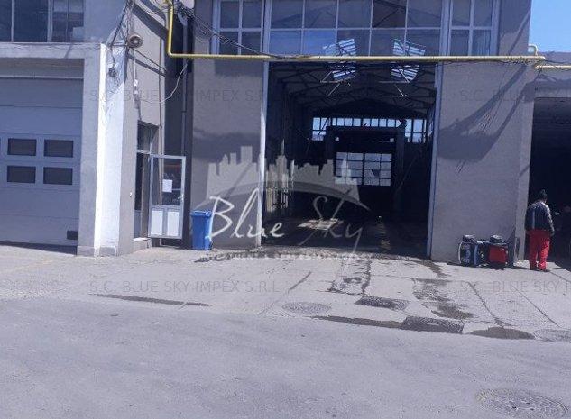 Zona Industriala, complex hale, suprafete 50-350 mp. - imaginea 1