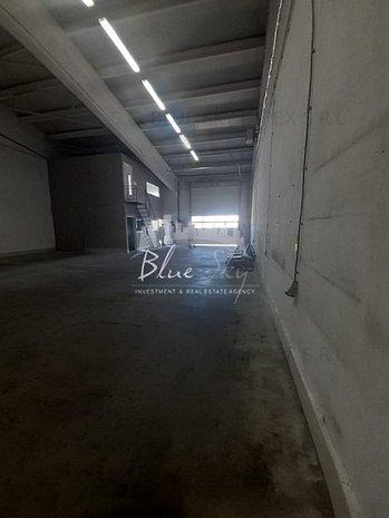 Zona Industriala - Aurel Vlaicu, hale 220 -440 mp., gaze, renovate - imaginea 1