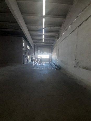 Zona Industriala -  Aurel Vlaicu, hala  680 mp., gaze, renovata - imaginea 1