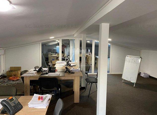 ICIL , spatiu IDEAL BIROURI, 130 mp.,open space - imaginea 1