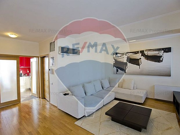 Apartament cu 3 camere - mobilat, garaj - Piata Victoriei - Kiseleff - imaginea 1