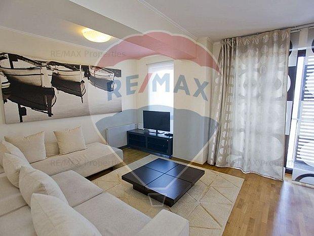 Apartament cu 3 camere - mobilat, garaj - Piata Victoriei - Kiseleff - imaginea 2