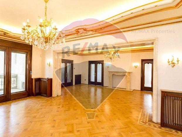Apartament cu 6 camere in vila Dorobanti/Capitale - imaginea 1