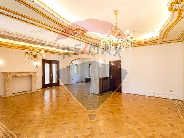 Apartament cu 6 camere in vila Dorobanti/Capitale - imaginea 2
