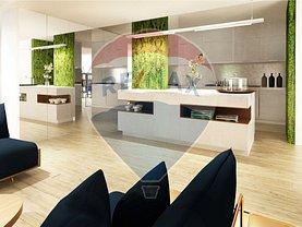 Penthouse de vânzare 5 camere, în Bucuresti, zona Straulesti