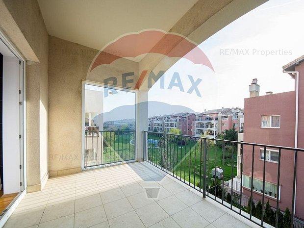 Apartament cu 3 camere de inchiriat in complexul Ibiza Sol Pipera - imaginea 2