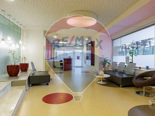 Spatiu pretabil clinica in zona Aviatorilor, Piata Charles de Gaulle - imaginea 1