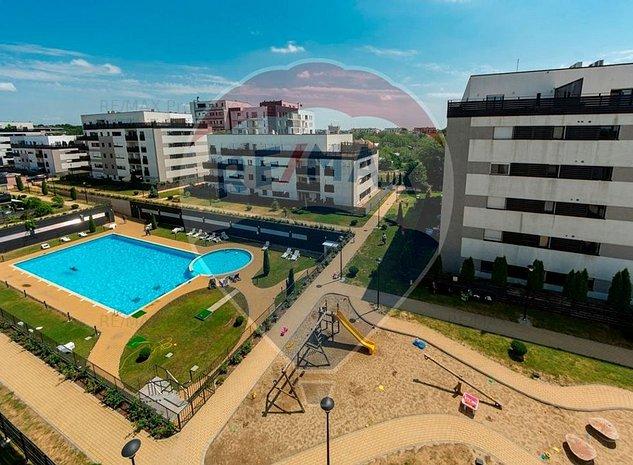 Apartament SUPERB - 4 camere - Natura Residence - Iancu Nicolae - imaginea 1