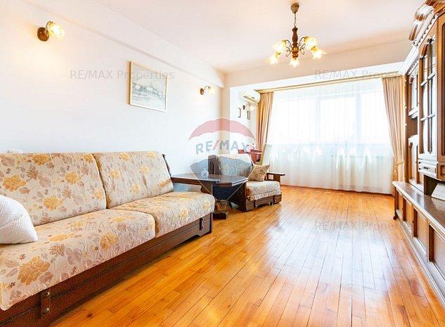 Apartament cu 2 camere, mobilat si utilat - Popesti Leordeni - imaginea 1