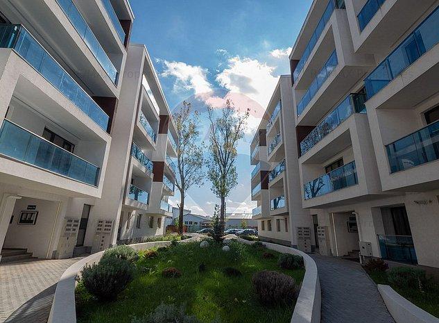 Apartament 2 camere bloc nou  Otopeni - imaginea 1