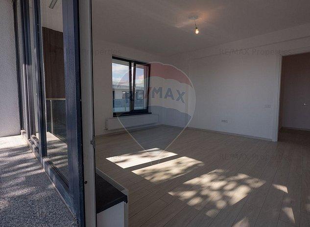 Apartament cu 2 camere bloc nou Otopeni - imaginea 1