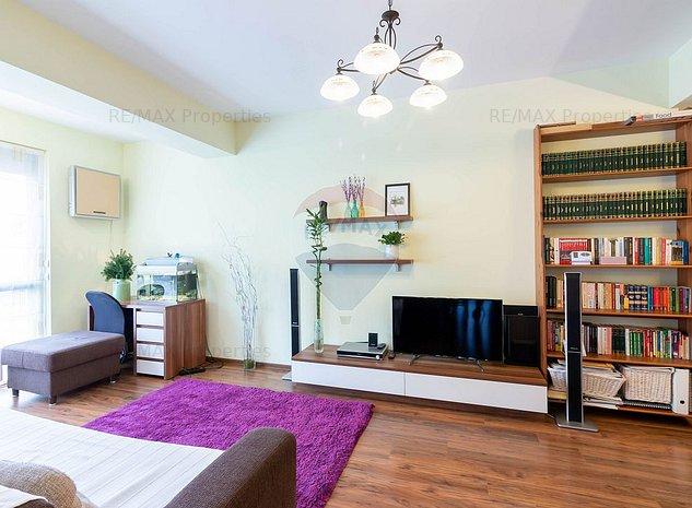 Apartament cu 3 camere de vanzare in zona Prelungirea Ghencea - imaginea 1