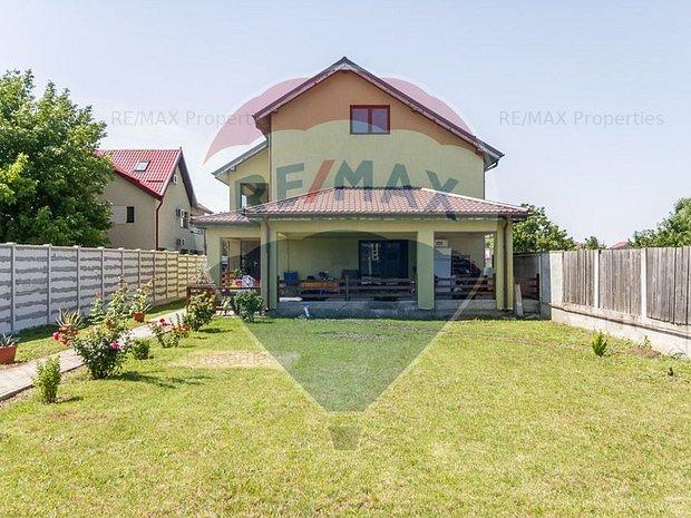 Vila 5 camere,300 mp utili,1000mp teren - Berceni (Ilfov) - imaginea 1