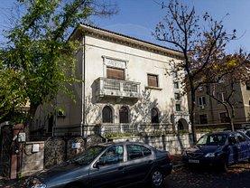 Casa de închiriat 12 camere, în Bucuresti, zona Dorobanti