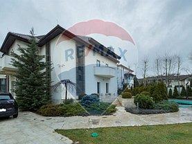 Casa de închiriat 7 camere, în Bucureşti, zona Băneasa