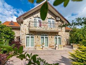 Casa de închiriat 16 camere, în Mogoşoaia, zona Central