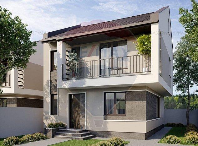 Casa / Vila cu 4 camere de vanzare in zona Est - imaginea 1