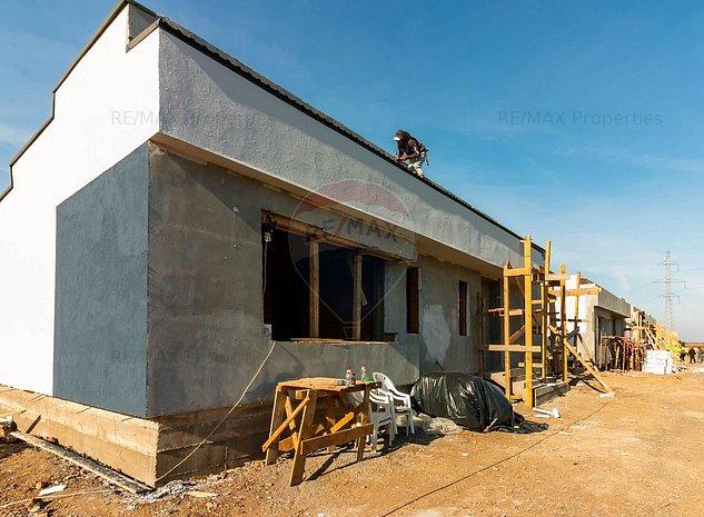 Casa / Vila cu 4 camere de vanzare pe strada Brandusei Oras Pantelimon - imaginea 1
