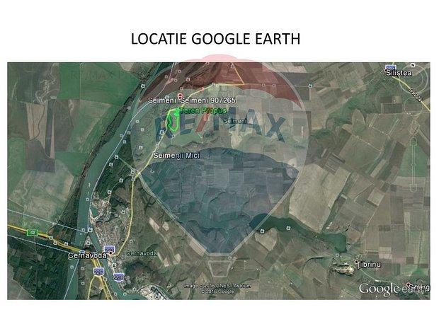 Teren 14 ha pentru dezvoltare viticola - Constanta - imaginea 1