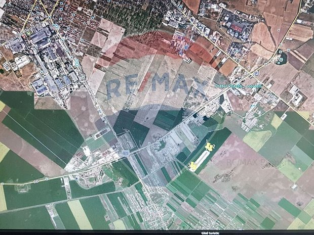 Teren Popesti-Leordeni / Sud-Autostrada de Centura - imaginea 2