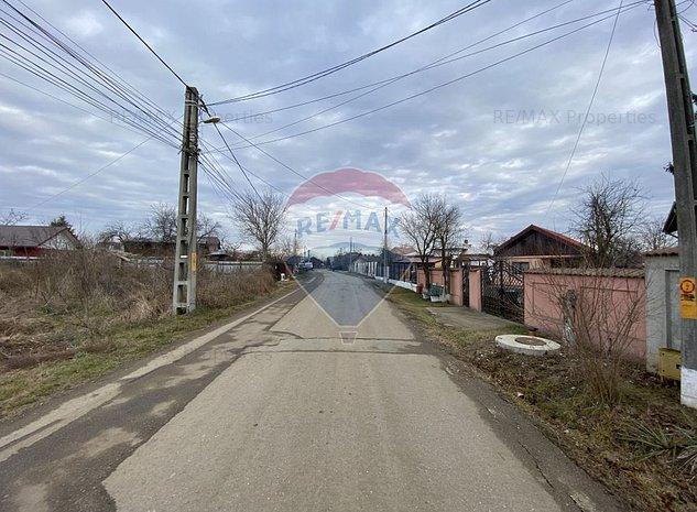 Teren Corbeanca 3000 mp / Drumul Malul cu Flori - imaginea 1