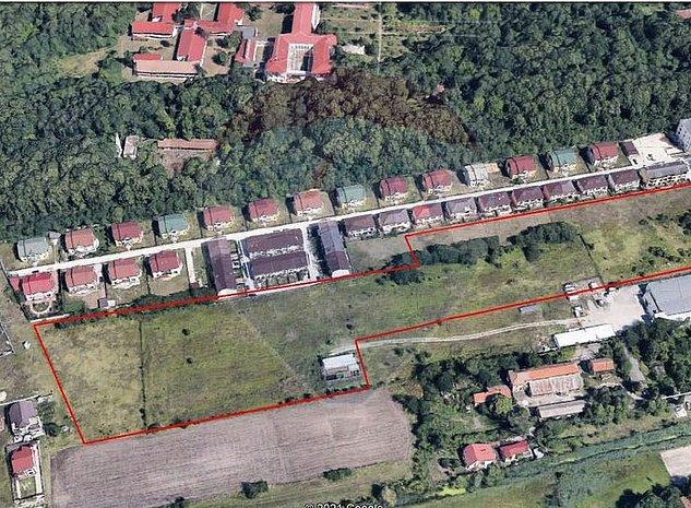 Teren intravilan 3.86 ha,  Aeroport Otopeni / deschidere la DN 1 - imaginea 1