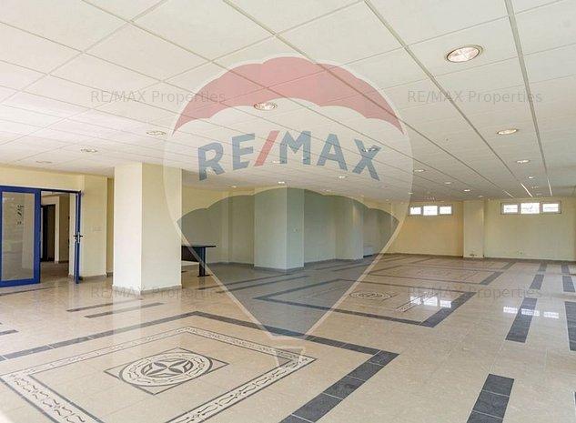 Complex spatii depozit/ birouri /showroom 7258 mp  DN1 - imaginea 1