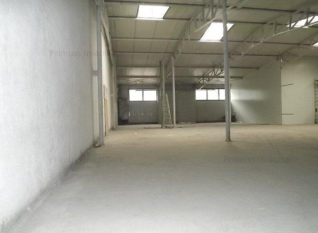 Spatiu industrial Preciziei 270 mp depozit+90 mp birouri - imaginea 1