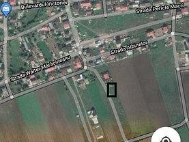 Teren constructii de vânzare, în Techirghiol, zona Central