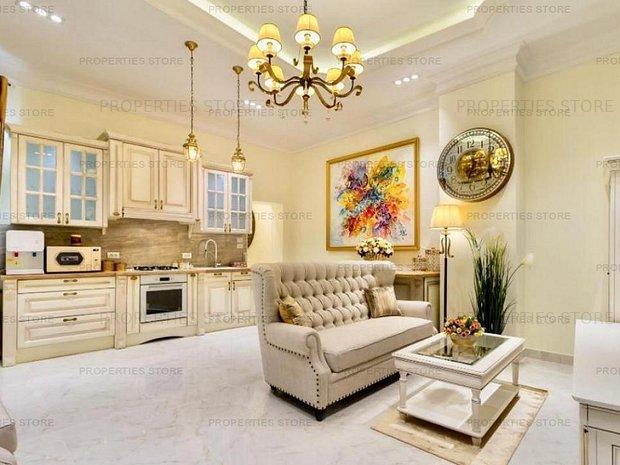 Apartament Central Design Deosebit - imaginea 1