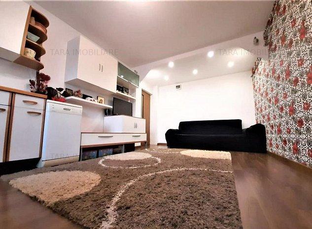 Apartament cu 2 camere de vanzare in zona Dambul Rotund - imaginea 1