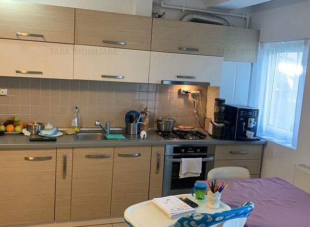 Apartament cu 2 camere de vanzare, Floresti - imaginea 1