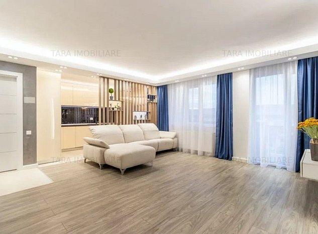 Apartament cu 3 camere, in Floresti - imaginea 1