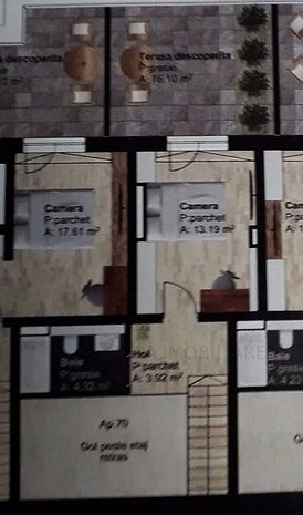Apartament cu 2 camere de vanzare in Someseni - imaginea 1