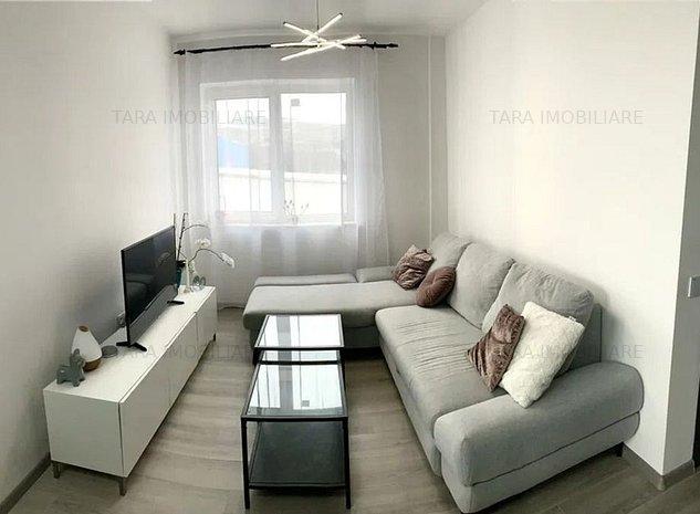 Apartament cu 2 camere de vanzare, in Apahida - imaginea 1