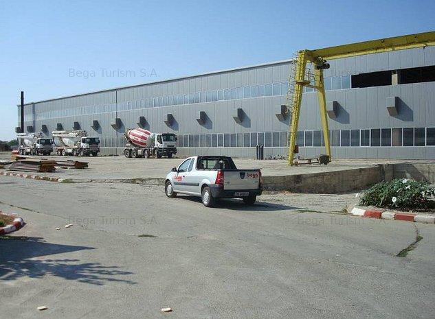 Spatiu Industrial si Birouri - Timisoara, Str. Bujorilor, nr. 160 - imaginea 1