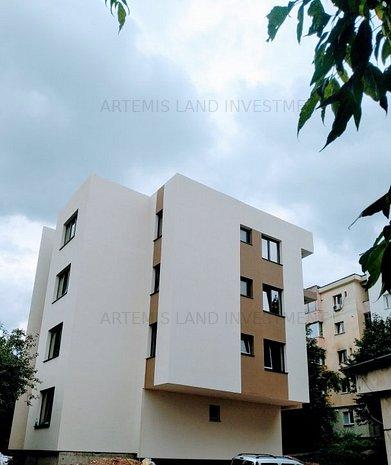 Apartament 3 camere bloc nou cartier Teilor - imaginea 1