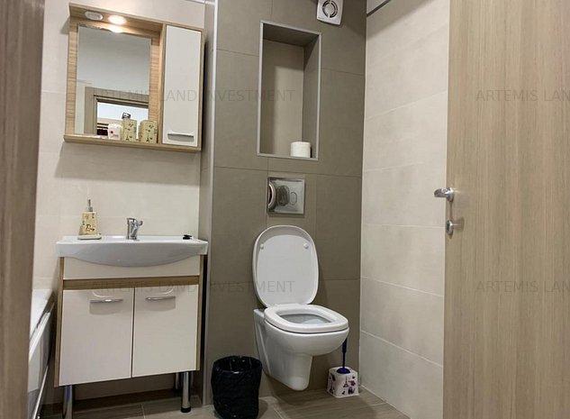 Apartament 2 camere modern bloc-nou cartierTrivale - imaginea 1