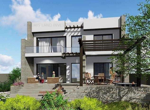 Vila noua de lux cartier Trivale zona Montan Star  - imaginea 1