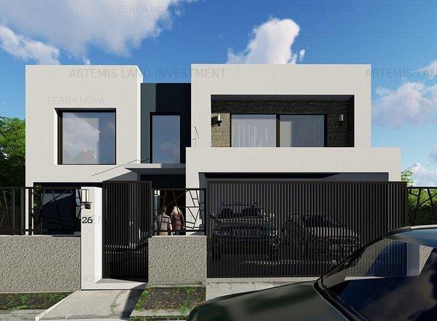 Vila High Class cartier Trivale -casa cu personalitate - imaginea 1
