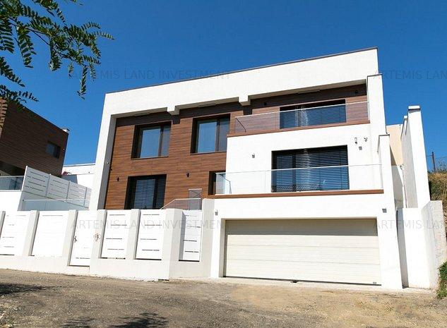 Vila modernă la cheie Pitești cartier Craiovei  - imaginea 1