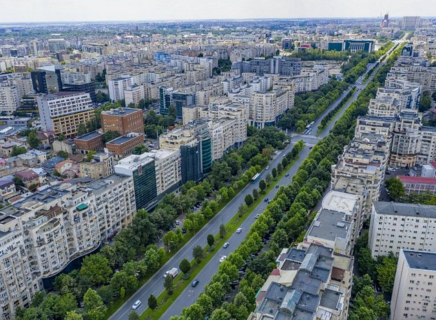 Imobil P+10E B-dul Unirii Aparthotel 50 apartamente - imaginea 1