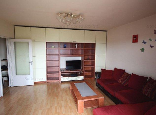 Apartament cu 2 camere de inchiriat in zona Dorobantilor - imaginea 1