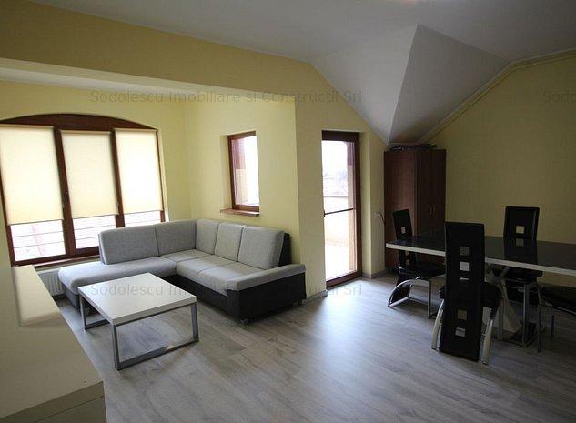 Apartment 4 camere in imobil nou - imaginea 1