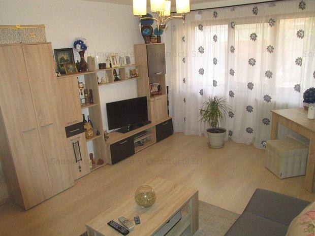 Apartament cu doua camere mobilat si utilat complet in zona Dacia-Gh.Lazar - imaginea 1