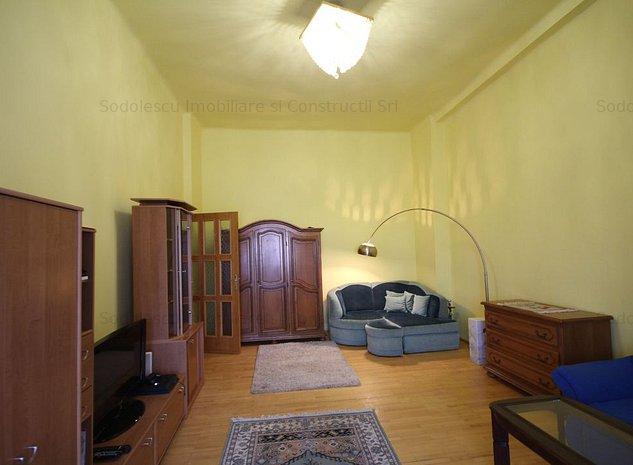 Apartament spatios in Piata Unirii - imaginea 1