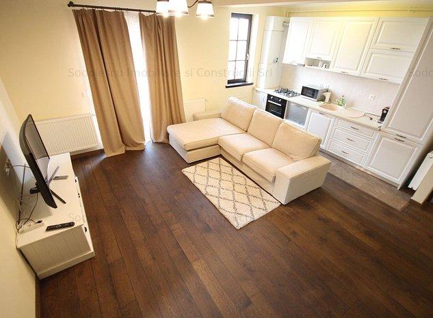 Penthouse elegant - imaginea 1