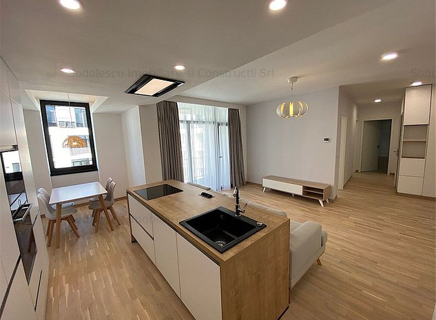 Apartament lux in bloc nou- Take Iobescu - imaginea 1